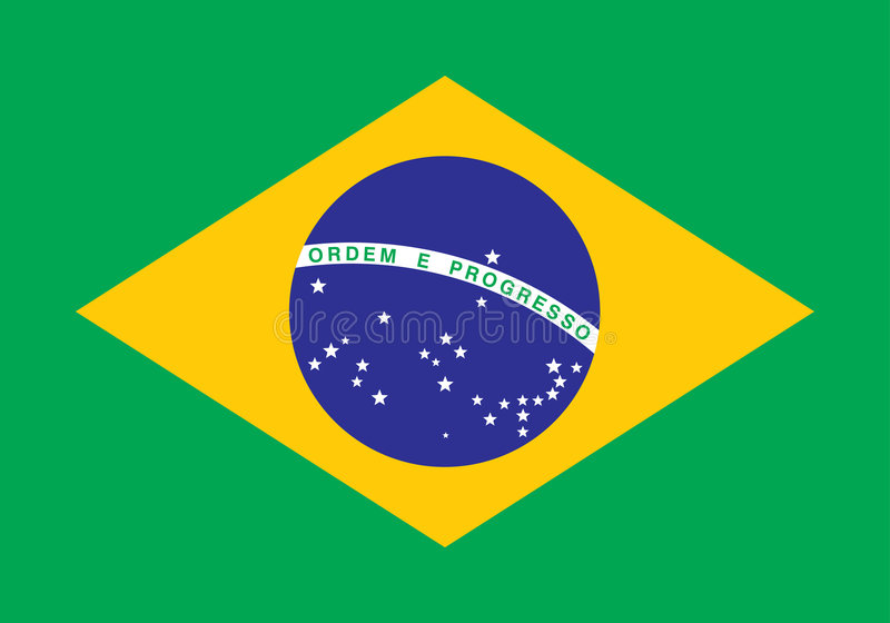 brazil flaga