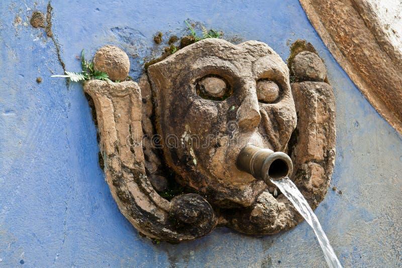 brazil fontanny Joseph świętego tiradentes zdjęcia royalty free