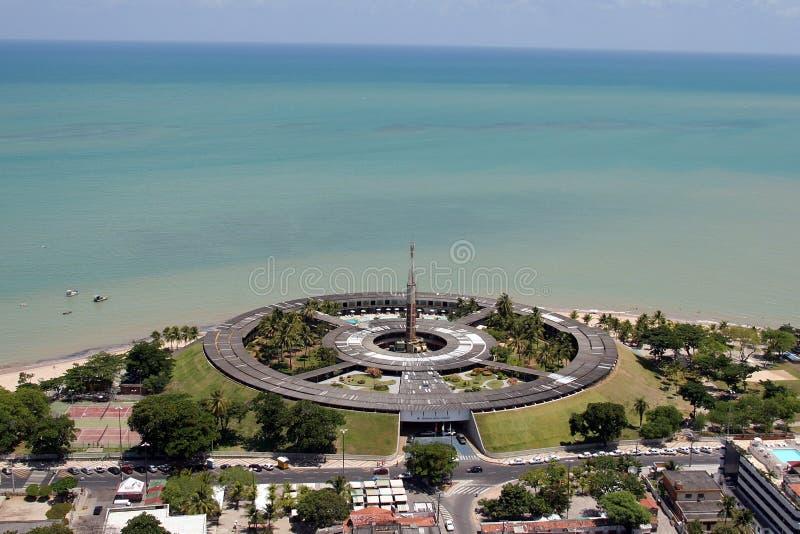 brazil miasta joao pessoa obraz stock