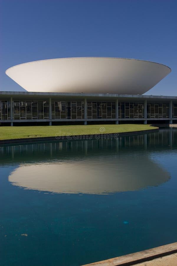 Brazil National Congress royalty free stock image