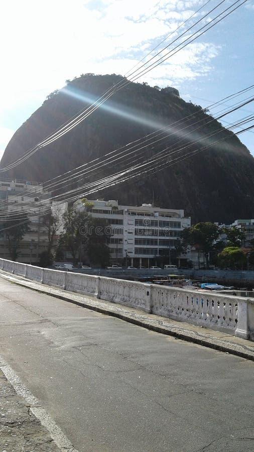 Brazil - Rio de Janeiro - Urca royalty free stock photo