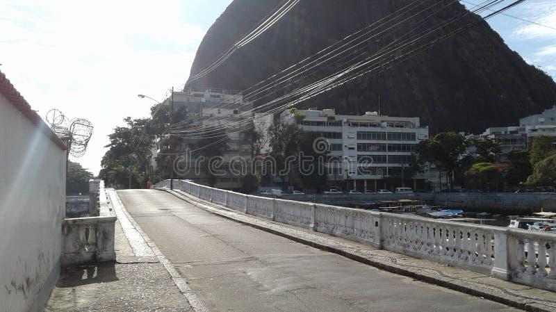 Brazil - Rio de Janeiro - Urca royalty free stock photography