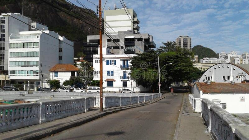 Brazil - Rio de Janeiro - Urca stock photo