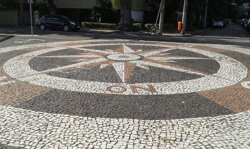 Brazil - Rio de Janeiro - Urca stock photography