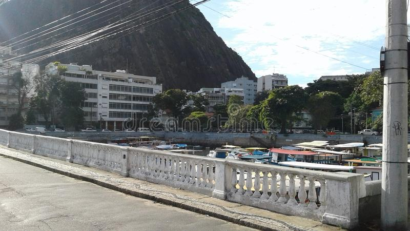 Brazil - Rio de Janeiro - Urca royalty free stock image