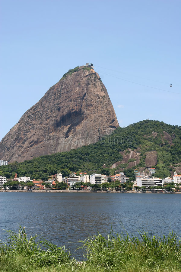 Brazil S Sugarloaf Mountain Royalty Free Stock Images