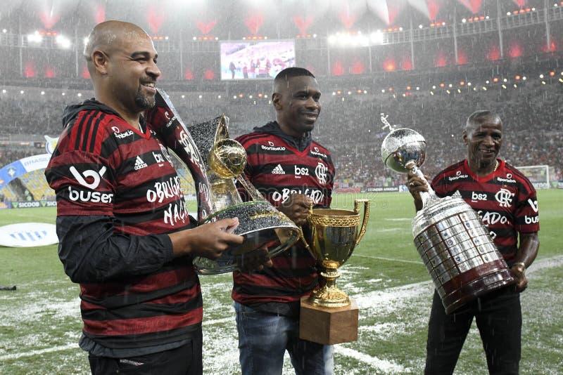 Braziliaans kampioenschap 2019 royalty-vrije stock foto