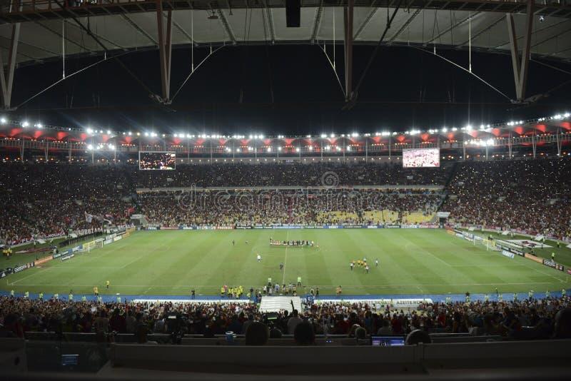Braziliaans kampioenschap 2019 royalty-vrije stock foto's