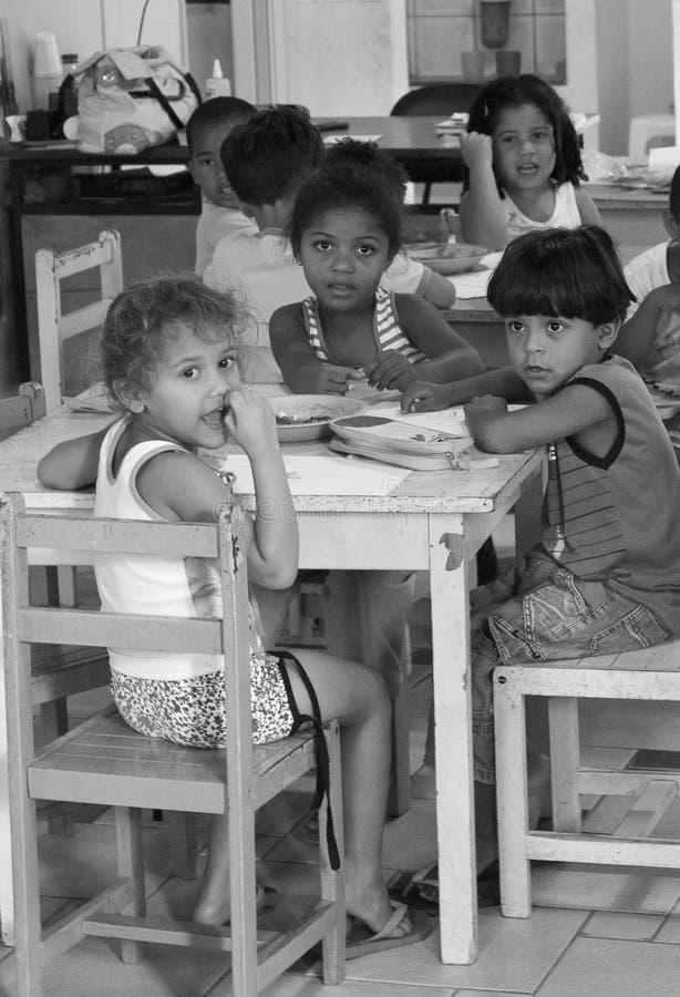 Braziliaanse kinderen royalty-vrije stock afbeeldingen