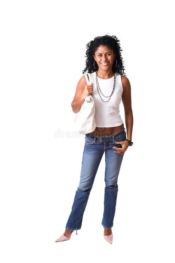 Brazilian beauty royalty free stock photo