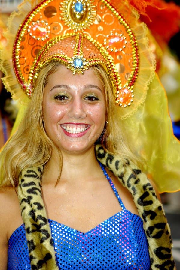 Brazilian Carnival. stock photo