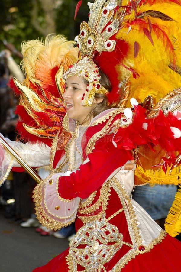 Brazilian Carnival. stock photography