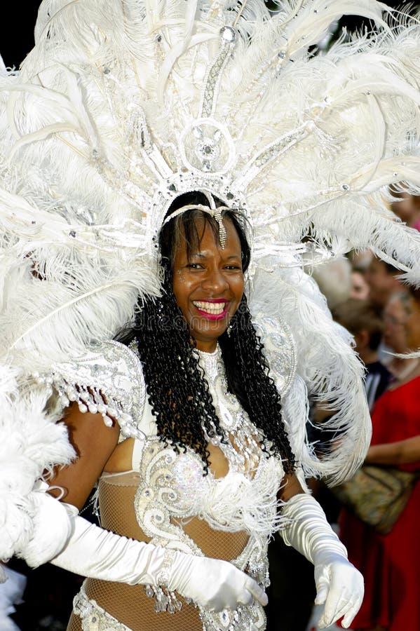 Brazilian Carnival. stock image