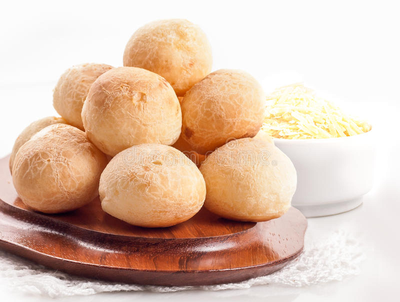 Brazilian Cheese Bread royalty free stock image