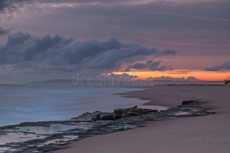 Brazilian Coastline Royalty Free Stock Images