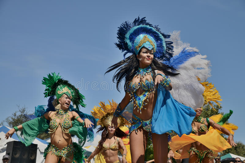 Download Brazilian Day In Los Angeles Editorial Stock Photo - Image: 26627073