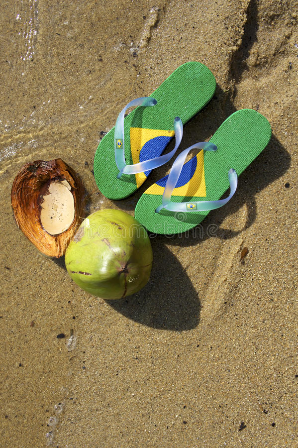 Download Brazilian Flipflop stock image. Image of flipflop, brazil - 15932643
