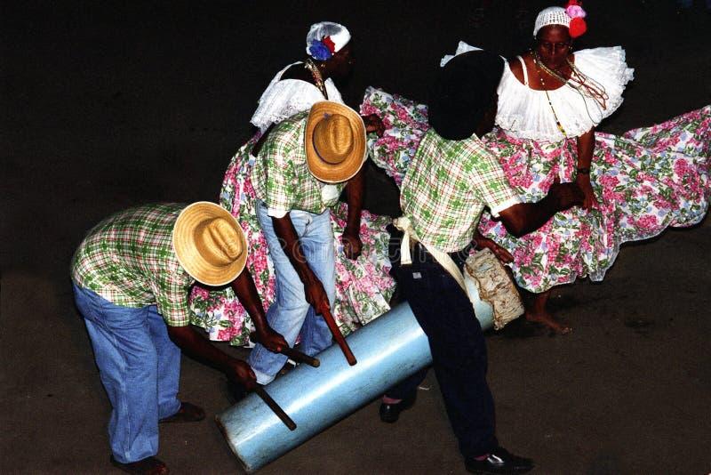 Brazilian folk dance stock photography