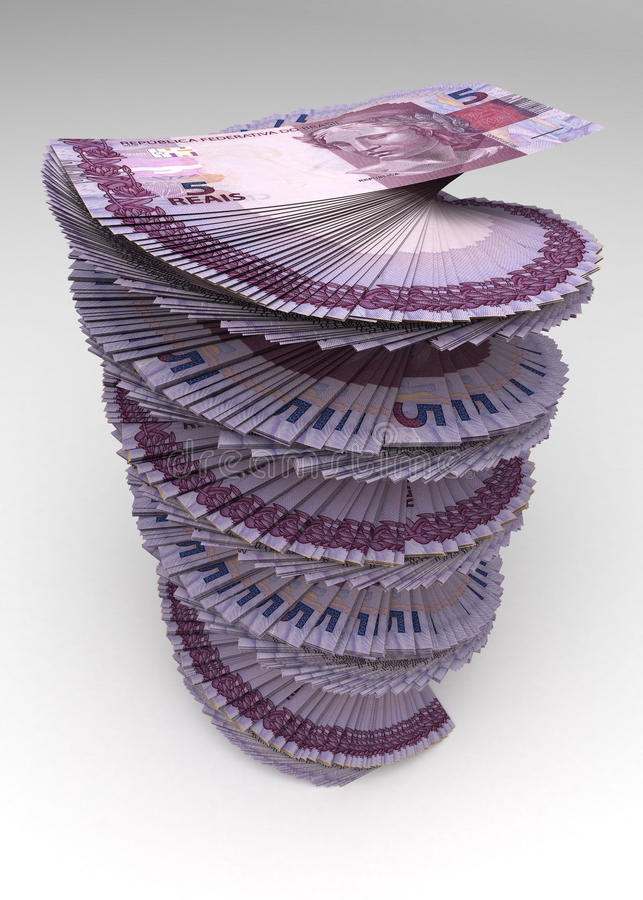 Brazilian Real Tower royalty free stock images