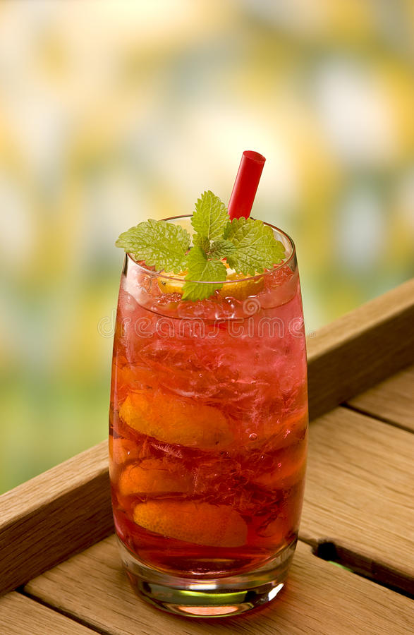 Download Brazilien crush cocktail stock image. Image of luxury - 15420375