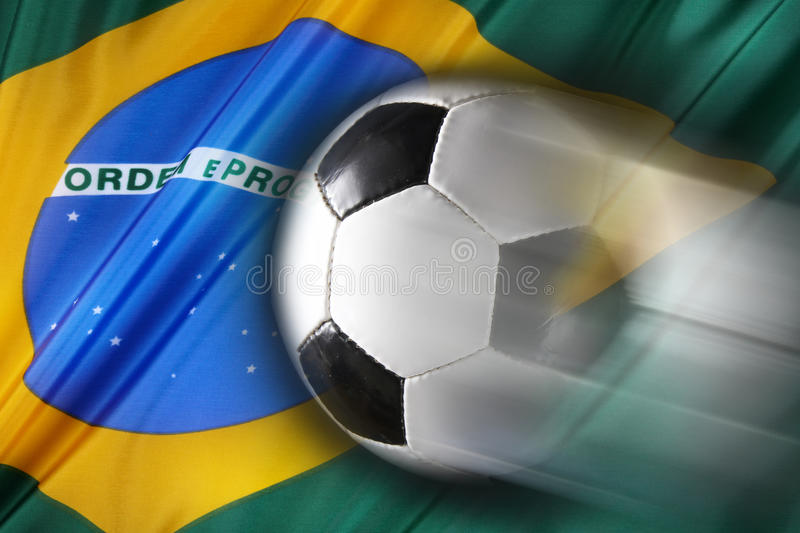 Download Brazill Soccer stock photo. Image of ball, soccer, team - 13869768