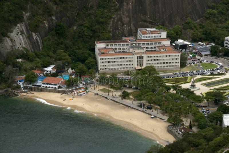 Brazlian Instituto Militar DE Engenharia - IME stock fotografie