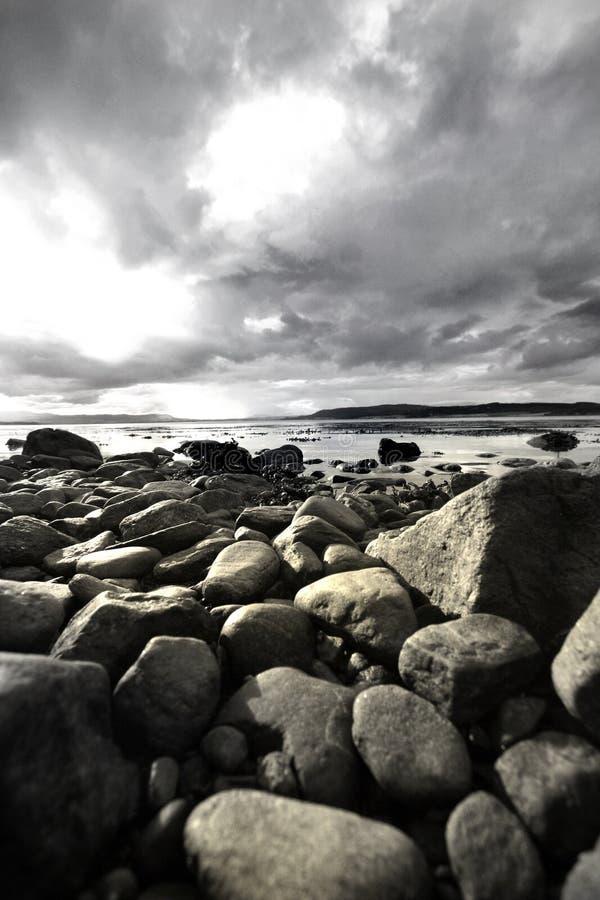 Brazo de mar de Beauly fotos de archivo libres de regalías