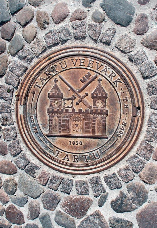 Brazos de Tartu imágenes de archivo libres de regalías