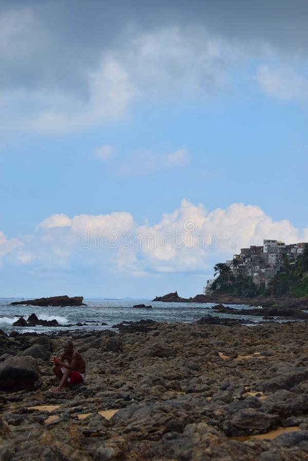 Brazylia, Salvador, Bahia zdjęcie royalty free