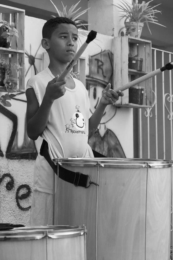 Brazylijski dziecko zdjęcia royalty free