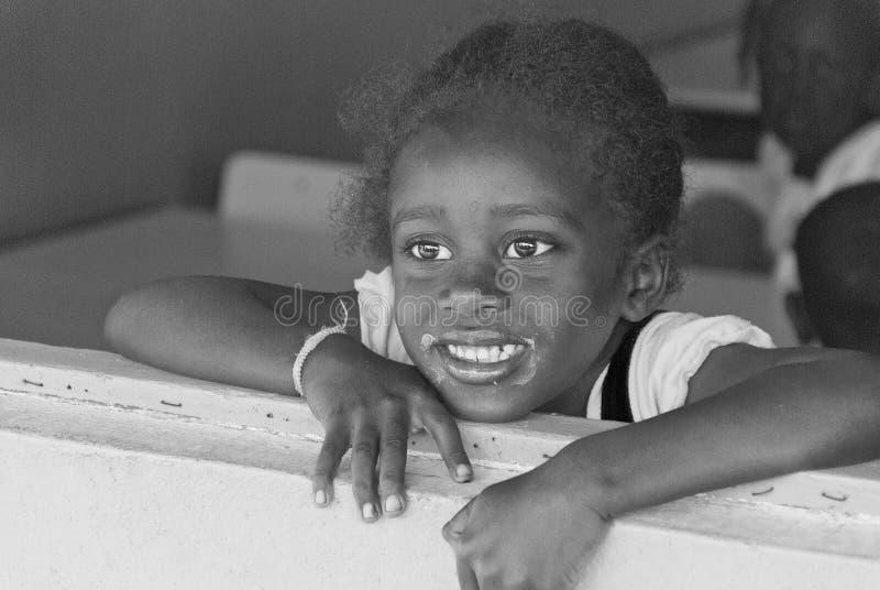 Brazylijski dziecko obraz royalty free