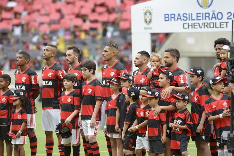 Brazylijski mistrzostwo 2016 zdjęcie stock