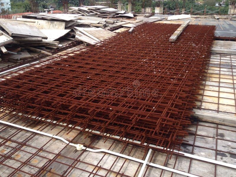 BRC-Stahlmaschendraht lizenzfreies stockbild