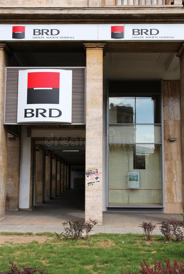 BRD Groupe Societe Generale royalty free stock images