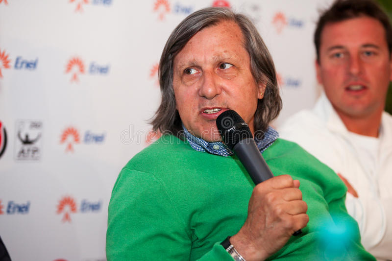 Download BRD Nastase Tiriac Trophy Press Conference Editorial Image - Image: 24520980