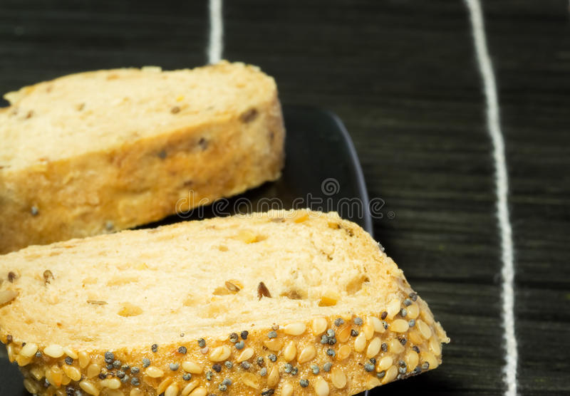 Download Bread stock image. Image of nutrition, bake, meal, brown - 10091749