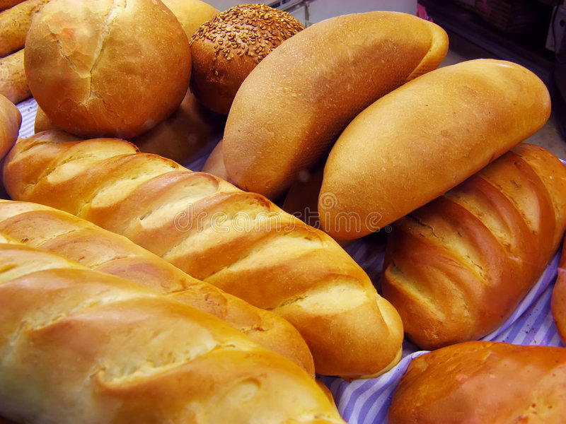 bread στοκ φωτογραφίες