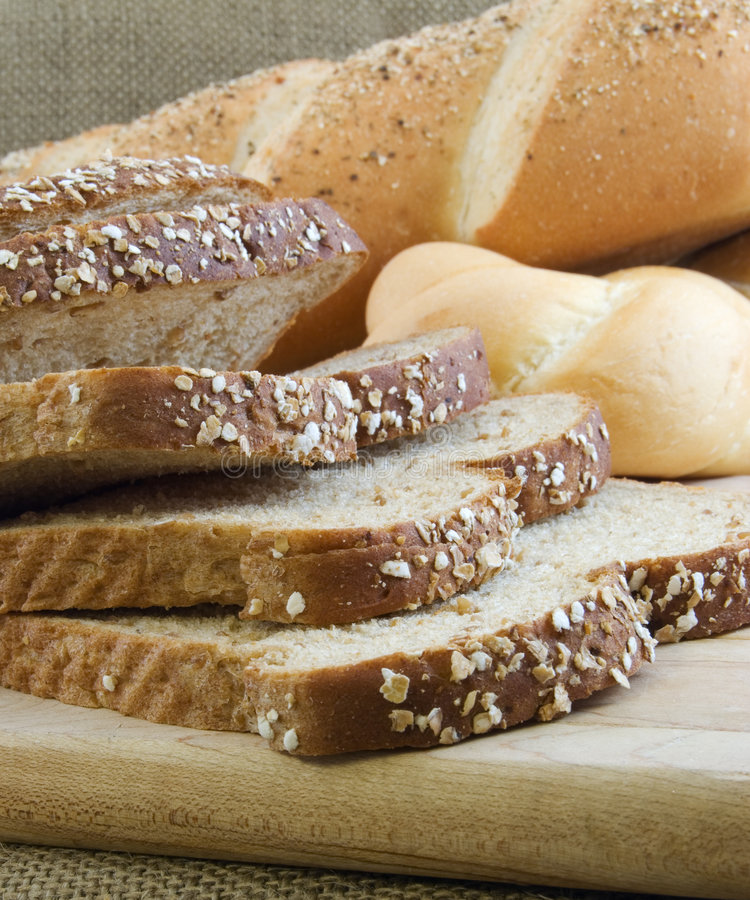 Download Bread stock photo. Image of cutting, health, nutrition - 7863918