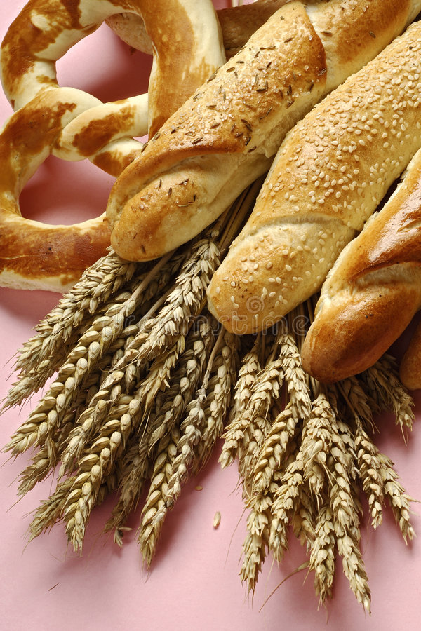 Download Bread stock photo. Image of nutrition, health, pastry, food - 946988