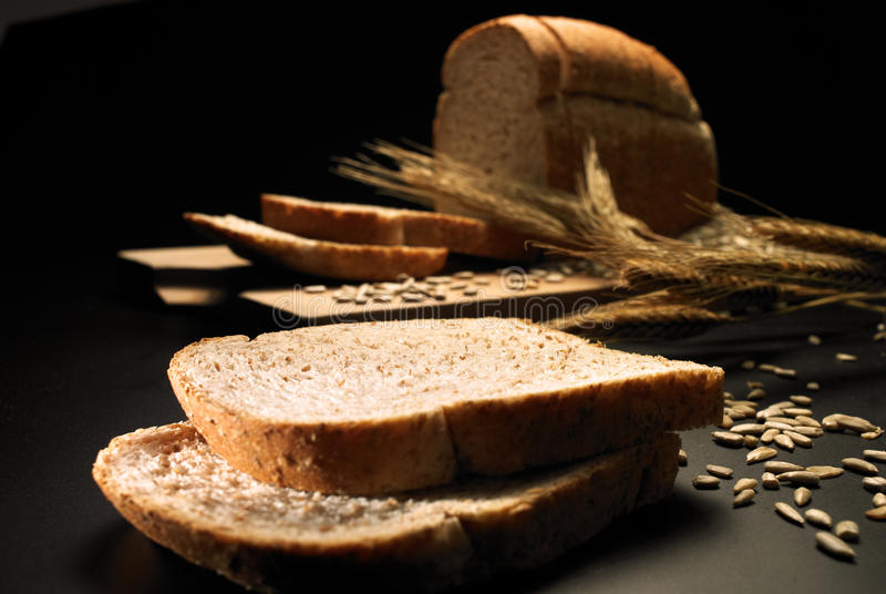 Download Bread stock image. Image of healthy, starch, flour, baked - 9504565