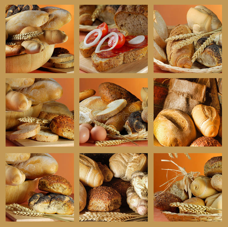 Free Bread Royalty Free Stock Photography - 9943637