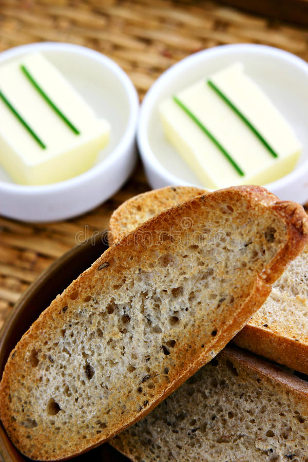 Free Bread And Butter Royalty Free Stock Images - 9978539