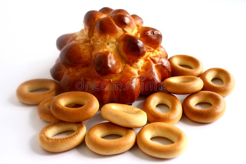 Download Bread and bagels . stock image. Image of crops, food - 12304487