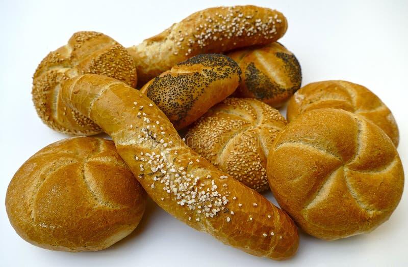 Bread, Baked Goods, Bread Roll, Danish Pastry stock image