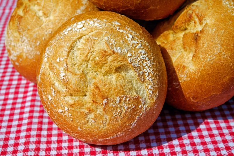 Bread, Baked Goods, Sourdough, Rye Bread royalty free stock photography