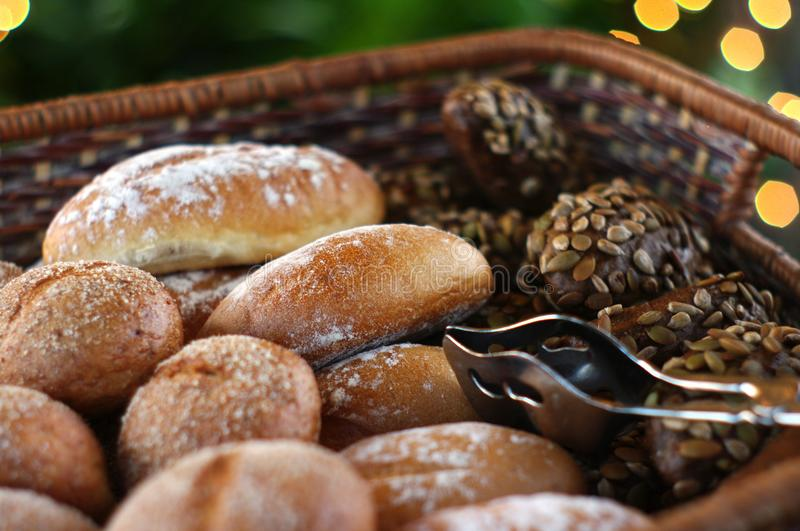 Download Bread Basket stock photo. Image of bread, food, cereal - 12031720