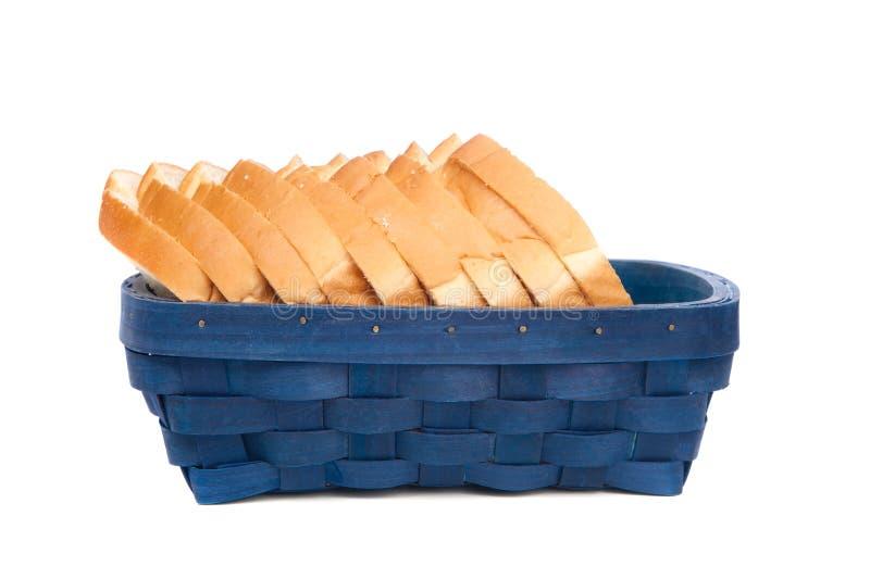 Download Bread basket stock image. Image of side, freshness, slices - 16256917