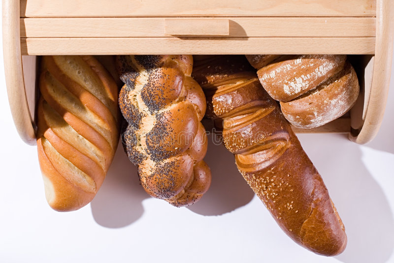 Bread and bread-basket