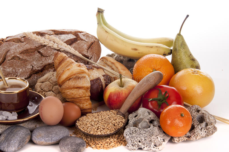 Download BREAD AND BREAKFAST stock photo. Image of heap, corn - 39501426