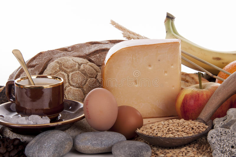 Download BREAD AND BREAKFAST stock photo. Image of baker, beverage - 39501480
